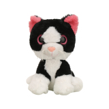 Big eyes plush animals cat