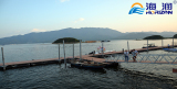 Construction of Yuanyang Island Steel Structure Yacht Wharf Project in Huizhou City