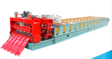 Beautiful roofing tile making roll forming machine