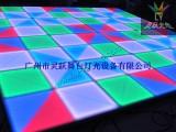 led dancing floor light workshop testing picture