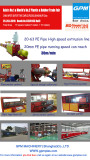 PPR/PE/PP High Speed Pipe Extrusion Line