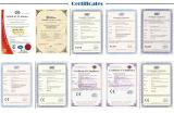 Linx Headphones Certificates
