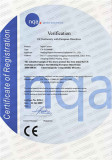 CE Certificate of Super Cannon