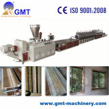 PVC artifical mable strip making machine