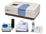 UV-Vis spectrometer, Flame, Fluoresence, Ultrosonic processor & cleaner