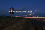Solar Solution Advertising Billboard Project Installed in Mauritius