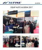 AUFINE Group in Shanghai TIRE INTERNATIONAL EXPO
