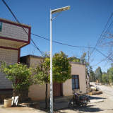 Solar Street Light Project in Yunan, China