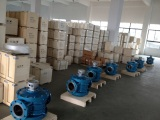 production line of cast iron roots flowmeter