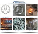 Flywheel Casting process