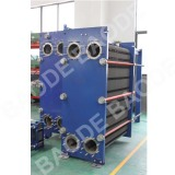 Gasket plate heat exchanger 3