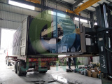 Spain 10t/h wood pellet production line to be delivered