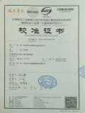 SU-100 Calibration Report 1/3