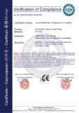 CE Certication for 3D Machine