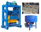 High Pressure Block Making Machine hollow bricks machines best selling products