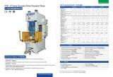 FCP Series - C Frame Eccentric Drive Precision Press