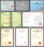 Yuanda Boiler Certifications