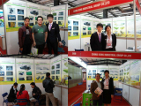 a happy ending of Exhibition in Vietnam