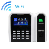 Fingerprint Time Attendance with Built-in Wi-Fi