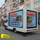 Truck with SPDE