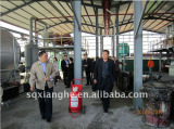 20Ton plastic pyrolysis plants running in china
