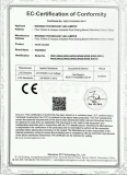 CE certification of smart scooter