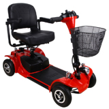 smart 4 wheel electric scooter