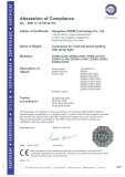 CE Certification of LED Street Light