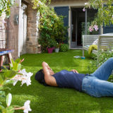 Synthetic Turf Greening Your Courtyard and Graten