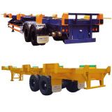 Yard chassis