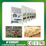Wood Log Debarker Machine