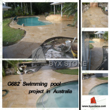 G682 Swimming Pool project in Australia