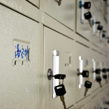 Employee Lockers