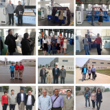 Customers′ Visiting, Testing and Training