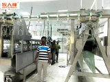 poultry slaughter plant in Abu Dhabi AL.Ain