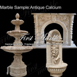 Marble Sample Antique Calcium