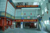 factory inner scenery