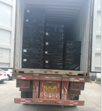 shippment of the spong block of USA customer
