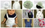 Baby Romper & Baby Bibs & Baby hat & Baby cap