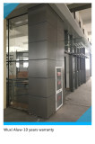 aluminum plate curtain wall