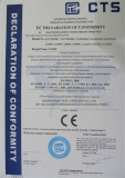 CE Certificate for LED Street Lights