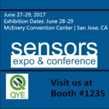 Sensors Expo and Conference June 27-29, 2017