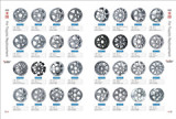 Replica Alloy Wheel for Toyota