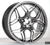 18 Inch Car Alloy Rims with PCD 5x100-114.3