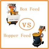 Box-Feed Vs. Hopper-Feed Powder Guns