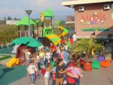 Used commercial outdoor playground equipment for sale