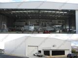 Australia Metal Aircraft Hangar