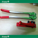 Manual hand strapping tool set