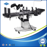 Stainless Steel Electrical Hydraulic Table Operating Hospital Bed (HFEOT99)