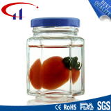 Transparent High Quality Wholesale Glass Jars (CHJ8037)